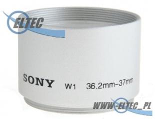 Tulejka do SONY W1 W5 W7 W12 37mm (srebrna)