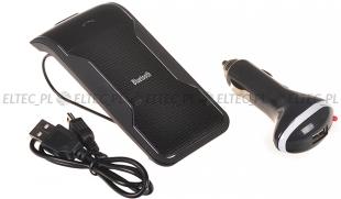 Zestaw głośnomówiący Bluetooth ST66