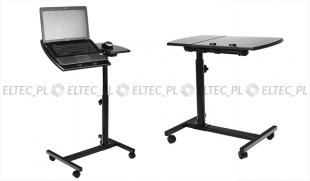 Regulowany stolik pod laptopa