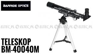 Teleskop BM-40040M 20x 32x f/10