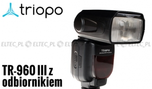 Lampa błyskowa Triopo TR-960 III uniwersalna