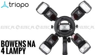 Uchwyt mocowanie BOWENS Q5 do lamp błyskowych