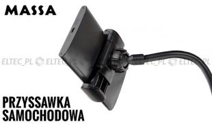 Uchwyt samochodowy do szyby na telefon (P3)