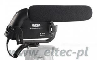 Mikrofon pojemnościowy STEREO, model BY-VM190P