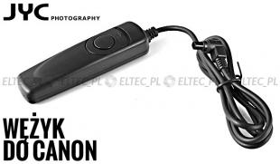 Wężyk spustowy Canon, zamiennik RS-80N3 C3 (kabel 0,8m)