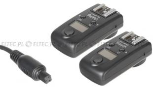 Wyzwalacz lamp Voking, model VK-WF820 do Canon C3