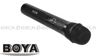 Mikrofon bezprzewodowy UHF BOYA BY-WHM8