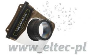 Futerał, pokrowiec wodoodporny DICAPAC, model WP-610