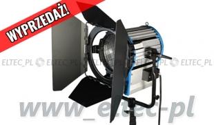 WYPRZEDAŻ - Lampa światła stałego 2000W z soczewką FRESNELA, model SP-2000
