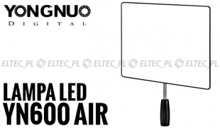 Lampa diodowa LED 3200-5500K, model YN600 AIR